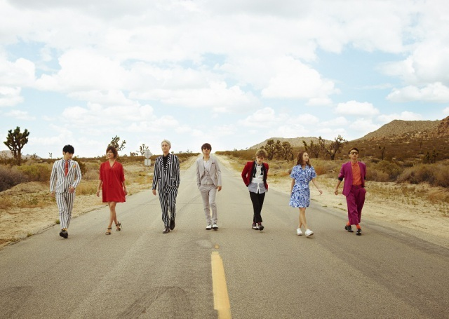 AAA、10・5新曲は「涙のない世界」 宇野&伊藤「Jewel」も収録