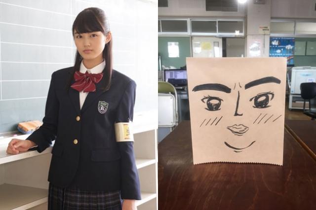 『こえ恋』生徒会書記役・水谷果穂が描く松原くんは「濃い感じ」