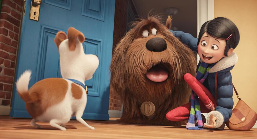 『ペット』が今週も圧倒的ヒットで首位堅持!週末映画ランキング速報[8/20・21版]