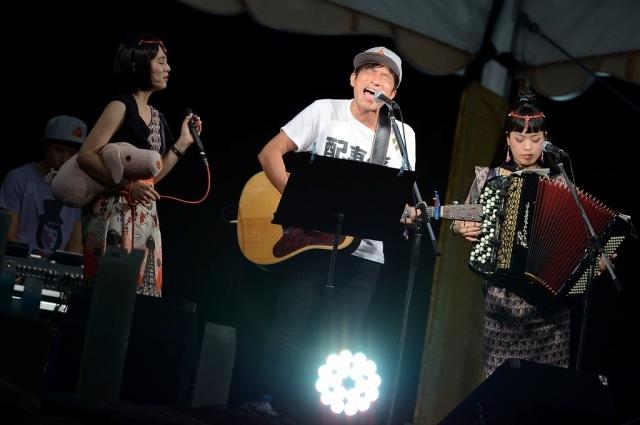 チャランポ感激 ミスチル桜井と2曲セッション