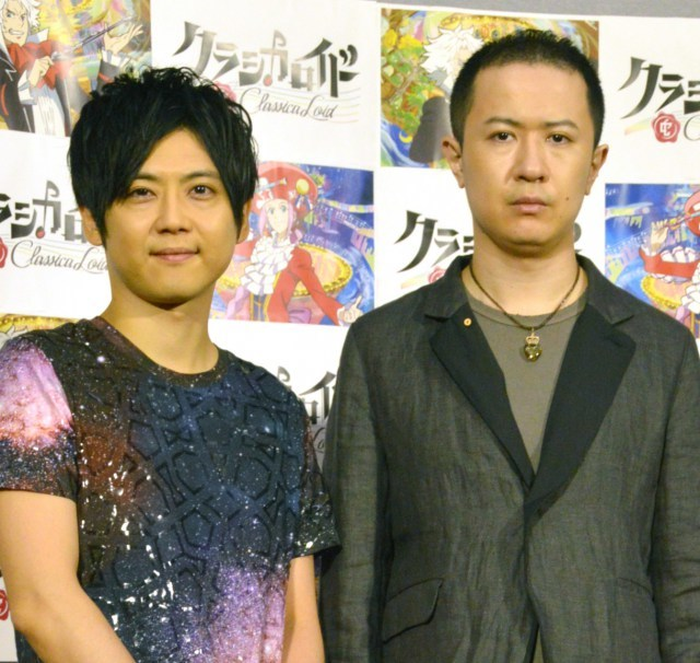 杉田智和&梶裕貴、偉大な作曲家を熱演「面白くしようとしない」