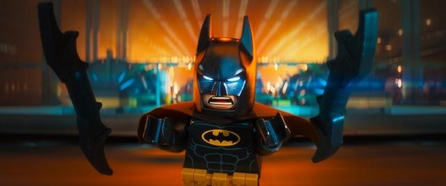 『レゴバットマン ザ・ムービー』来年4・1公開決定 主人公はバットマン