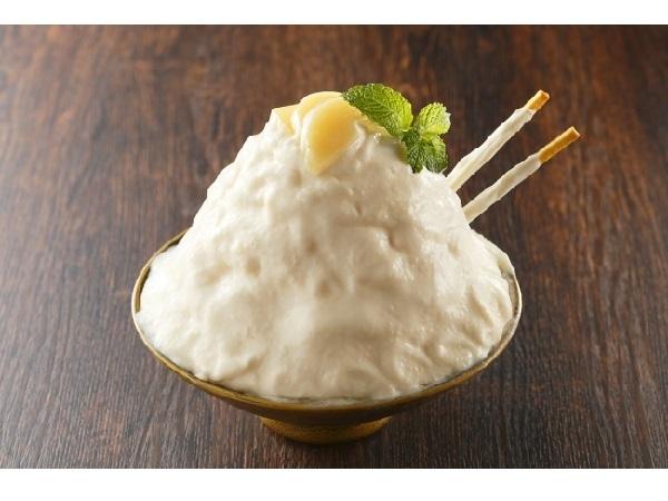 今夏食べておきたい♡ ふわふわのエスプーマがひんやり優しいホテル日航奈良に季節限定「もも氷」が登場