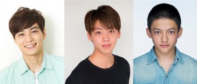 矢野聖人、竹内涼真、福山康平で『男子旅』第2弾 10月からレギュラー化