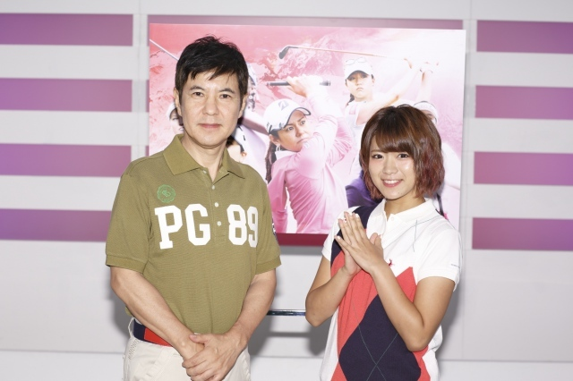 SKE48・山内鈴蘭、得意のゴルフで番組出演「技術をうまく盗みたい」