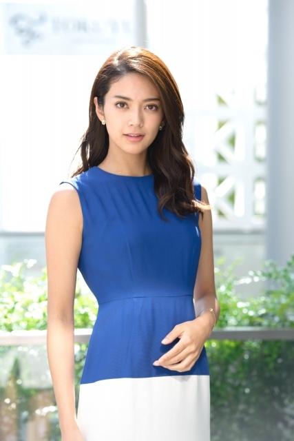 ミス・ワールド日本代表・田中道子が女優デビュー 『ドクターX』秘書兼愛人役に