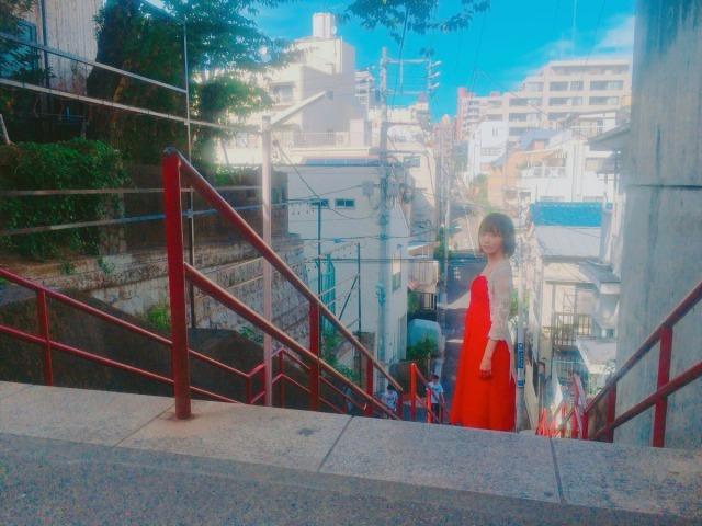 "HKT宮脇咲良、『君の名は。』聖地巡礼 ""旧友""上白石萌音に敬意"