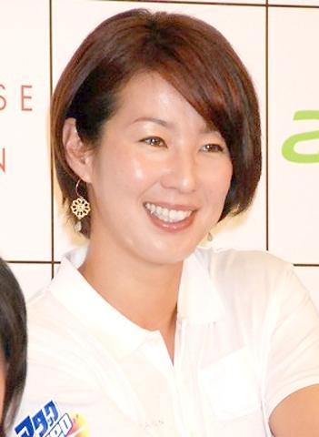 ビーチバレー浦田聖子が第1子女児出産「感謝と母親になった実感で涙」