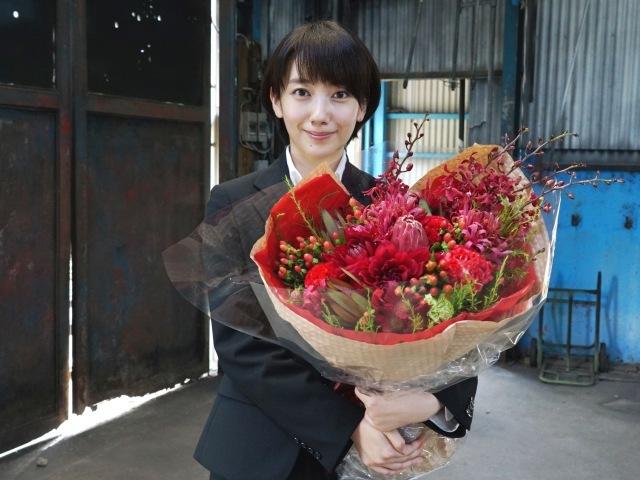 波瑠、主演ドラマ『ON』クランクアップに達成感「すごくいい経験」