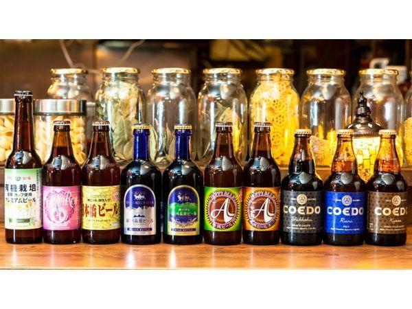 コスパ最強!熟成肉とビールの宴♪ この夏限定、国産クラフトビール 11種類が2,500円で飲み放題「肉とクラフトビールやまもと」渋谷店へ急げ!