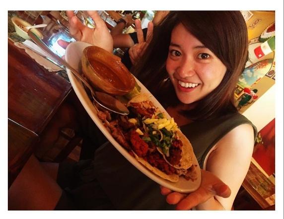 大島優子、日焼け肌にファンが歓喜「健康的でカワイイ!」
