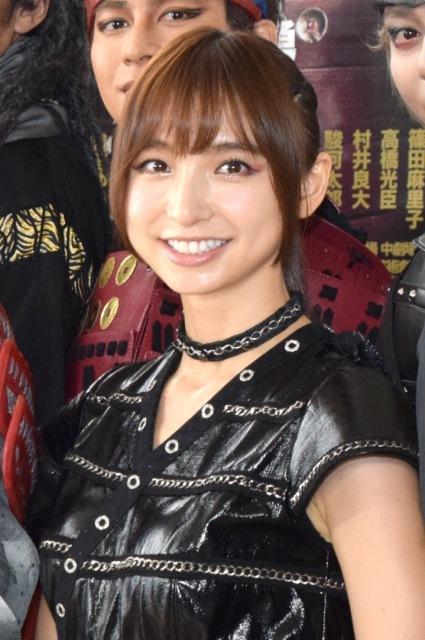 篠田麻里子のニュース画像