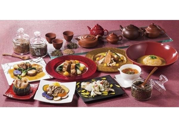 """""""こだわりのバイキングが食べたい""""あなたに、「中国茶で楽しむ秋の中華名菜」はいかが?オリエンタルホテル 東京ベイにて開催中"""