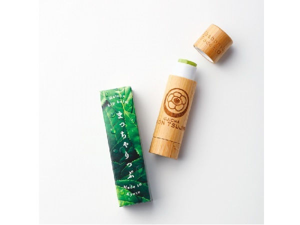 最高級抹茶が香る♡ うる唇美人をかなえる祇園辻利の癒し系「抹茶りっぷくりーむ」はギフトにも最適