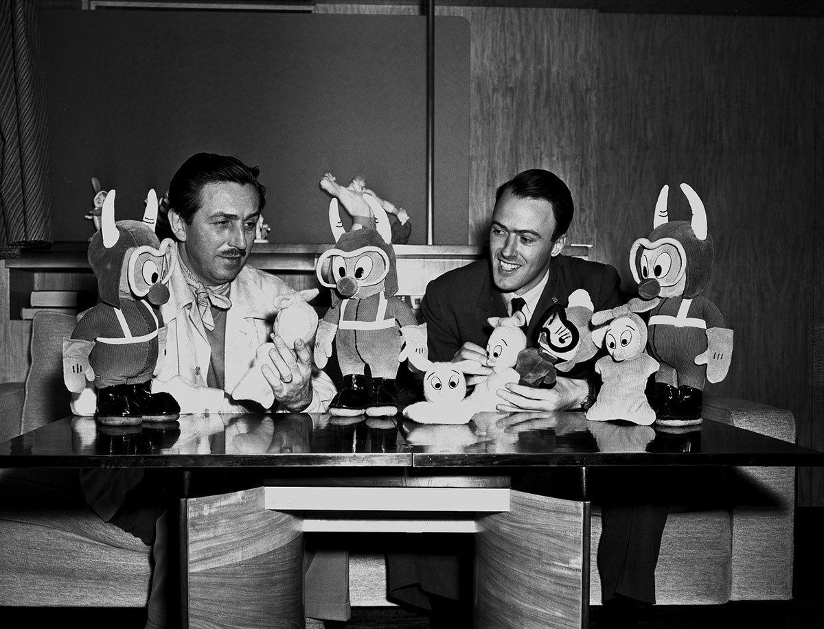 ウォルト・ディズニーとロアルド・ダール、そしてスピルバーグの不思議な縁