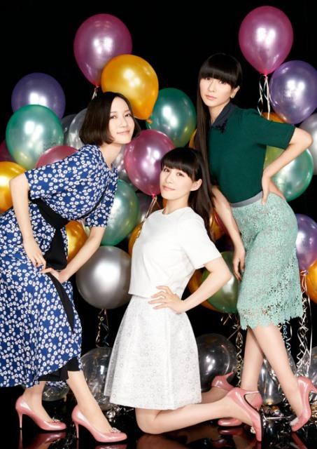Perfume、9・21デビュー記念日出演番組発表 伊勢丹コラボ商品も一挙公開