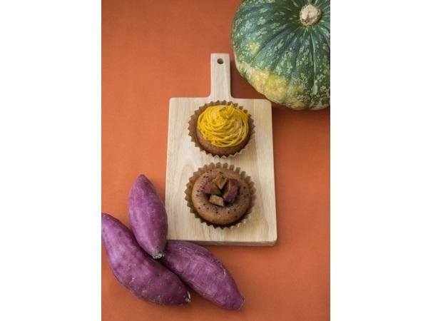 体にやさしいドーナツ専門店「フロレスタ」に旬のさつまいも&かぼちゃのドーナツが新登場