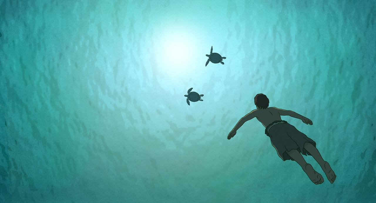 今週末はジブリ新作!『レッドタートル ある島の物語』はこんな作品!