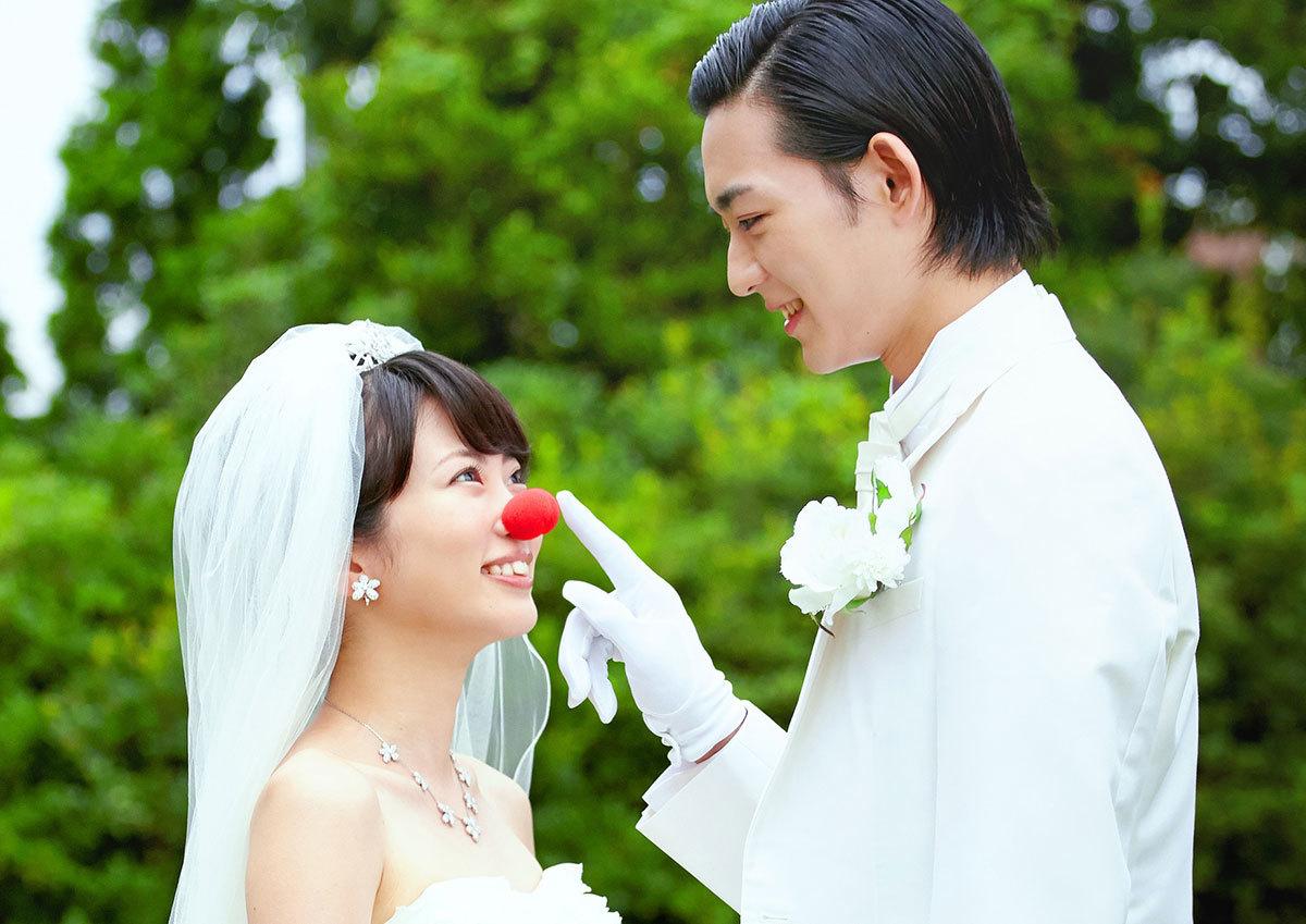 志田未来&竜星涼W主演!実話を元に描く純愛―映画『泣き虫ピエロの結婚式』