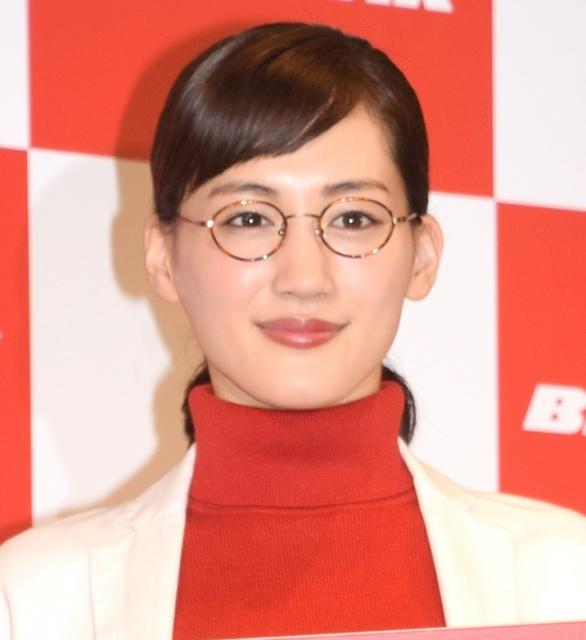 綾瀬はるか、スマイルジャパンへエール「楽しんでベストが出してもらいたい」