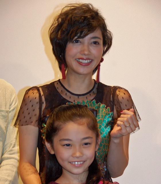 遠藤久美子、結婚&妊娠発表後初公の場 祝福に照れ笑い