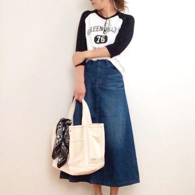 【GU】で見つけた!秋のスカート&ワイドパンツ特集♡