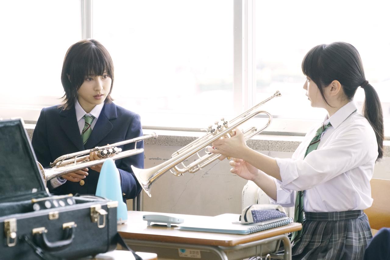 甲子園のスタンドで演奏した元吹奏楽部が『青空エール』を見てみた
