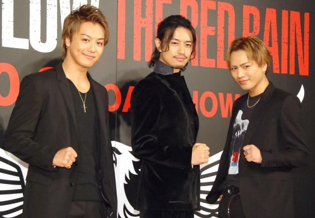 三代目J Soul Brothersのニュース画像