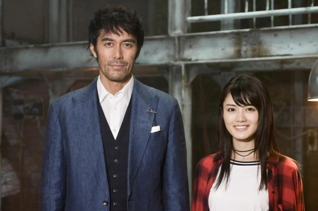 水谷果穂、阿部寛の娘役で初のNHKドラマ 『とと姉ちゃん』にも出演決定