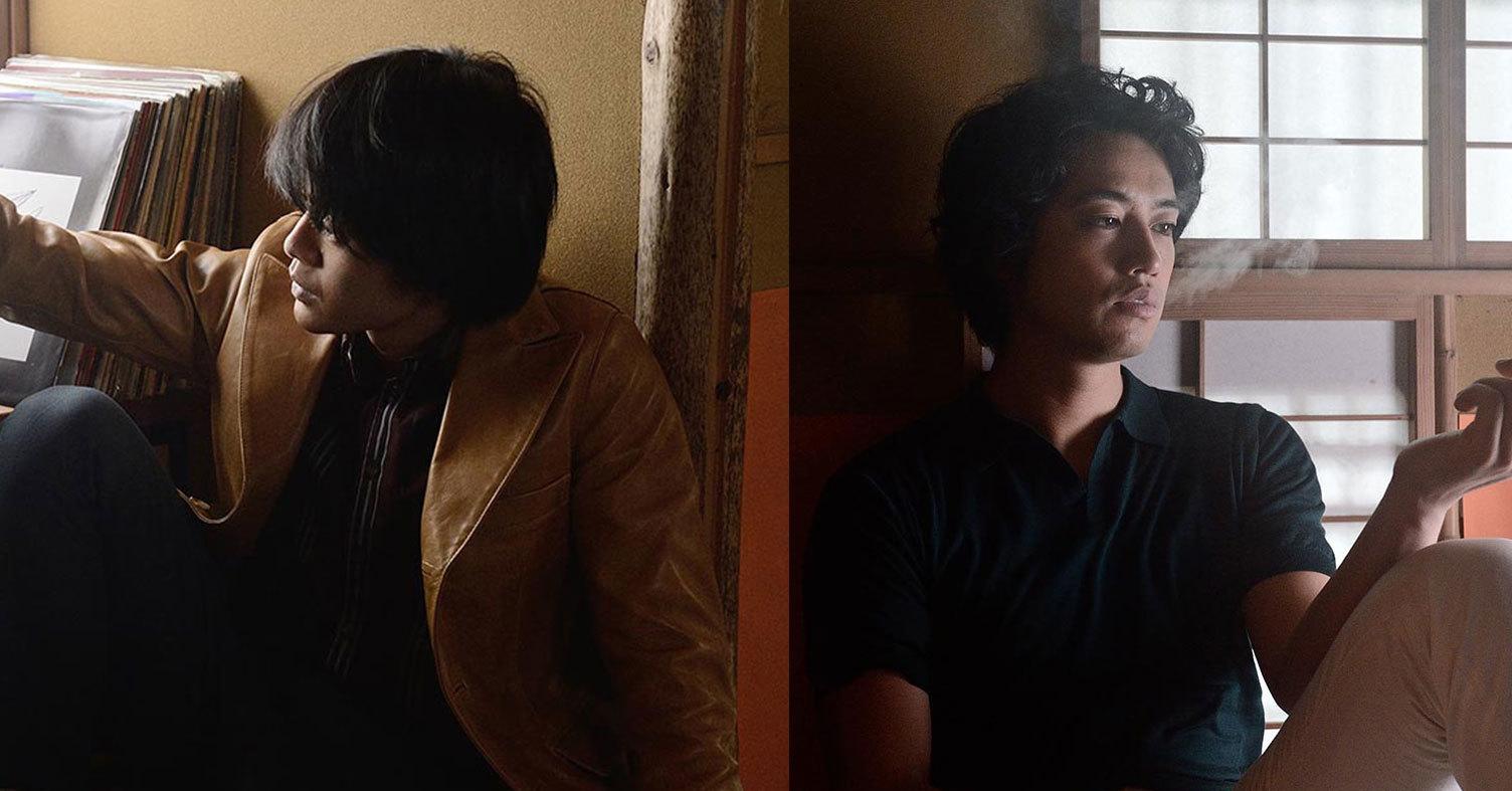 池松壮亮と斎藤工が「チューする」―『無伴奏』特典映像の一部を公開