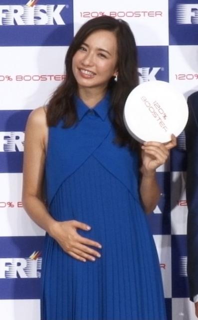 優木まおみ、来年1月出産予定の第2子は「女の子」