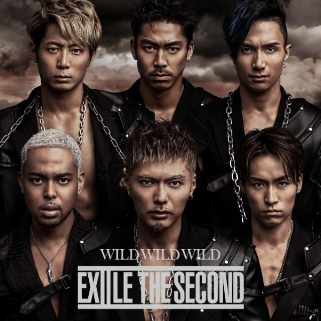 【オリコン】EXILE THE SECOND、シングル初首位 AKIRA加入第1弾作品