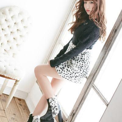 秋冬注目!アニマル柄ファッションで視線を独り占め!