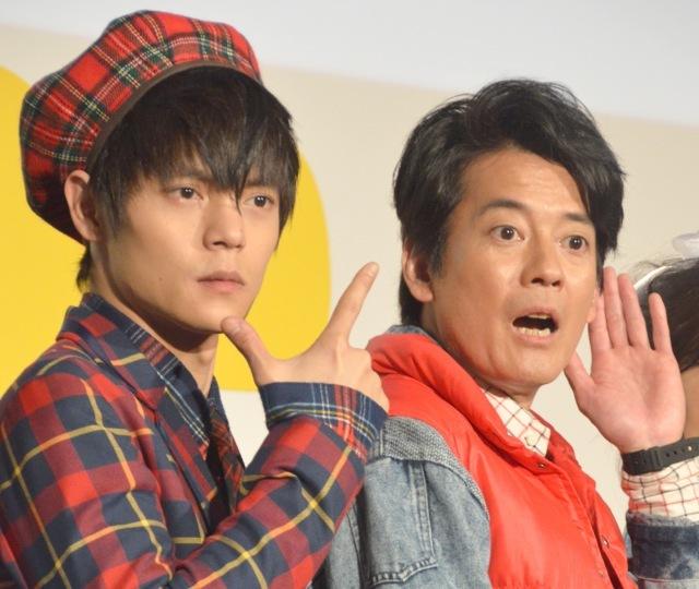 唐沢寿明×窪田正孝『ラストコップ』が映画化決定 2017年GW公開