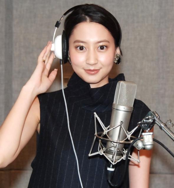 河北麻友子、英語で声優初挑戦「感情入れやすかった」 『GANTZ:O』ヒロイン役