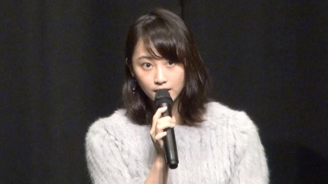 松井玲奈、ストーカー役に苦笑いも「ベクトルの強さは近い!?」