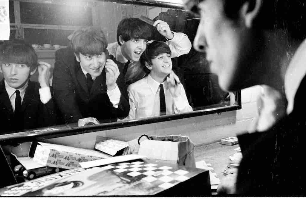 ビートルズのニュース画像