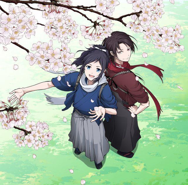 『刀剣乱舞-花丸-』がコミカライズ 『ジャンプSQ.』に掲載