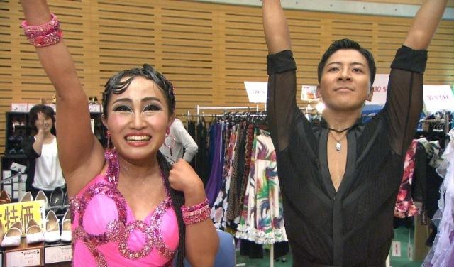 キンタロー。社交ダンス日本代表に決定 『金スマ』企画で快挙