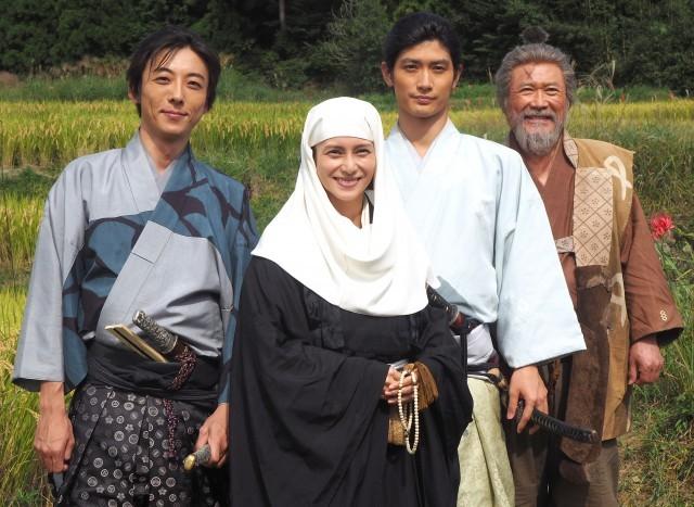 柴咲コウ、井伊家ゆかりの浜松ロケ 大河主演「より集中して臨みたい」意欲新たに