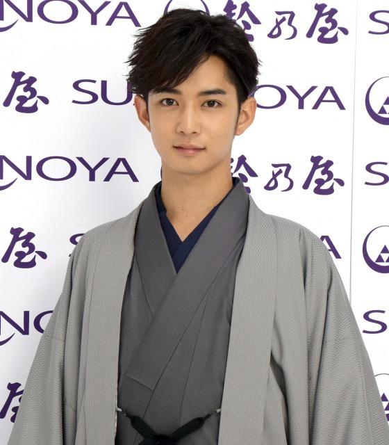 千葉雄大、老舗着物店初の男性イメージキャラクター就任「大人の一面出したい!」