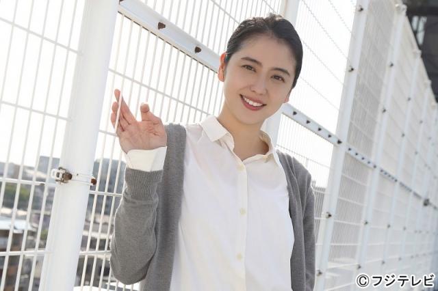 長澤まさみ、フジ新春ドラマで櫻井翔と初共演「とても柔らかくて寛容な方」