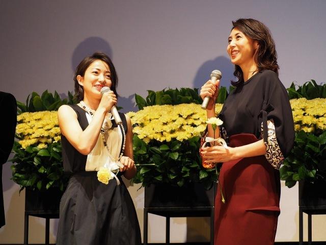菅野美穂、松嶋菜々子と16年ぶりの共演「ありがたい」