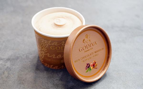 セブンで買えちゃう♪ゴディバの新作カップアイス「ミルクチョコレート マロン」は究極のご褒美スイーツだった!