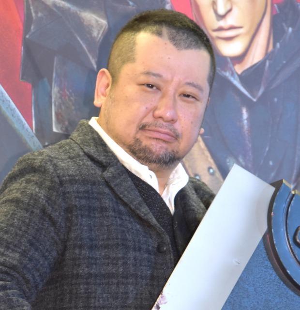 ケンドーコバヤシ、4年ぶりバズーソ役 『ベルセルク無双』で声優