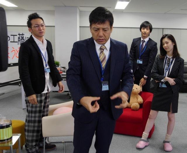 島崎遥香主演『警視庁 ナシゴレン課』ムード歌謡が話題に