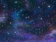 いつか宇宙旅行に行きたいな。ギャラクシーネイルに想いを込めて。