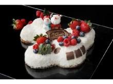 羽田を利用する家族や恋人とすごすクリスマスは、飛行機型のケーキで祝ってみてはいかが?!