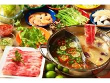 ハワイアン・カフェに冬季限定で「ハワイ鍋」が登場 シメには特製シェーブアイスつき!!