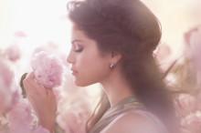 優しいピンクローズ☆淡い薔薇のネイルで女子力を高めよう↑↑